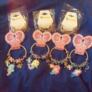 Baby bangles and charm bracelets